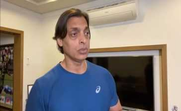 complaint against Shoaib Akhtar
