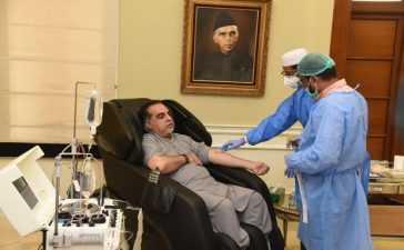 Sindh Governor Imran Ismail