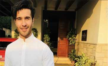 Feroze Khan About Syra