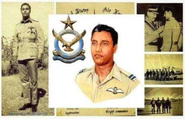 Captain (r) Saiful Azam death