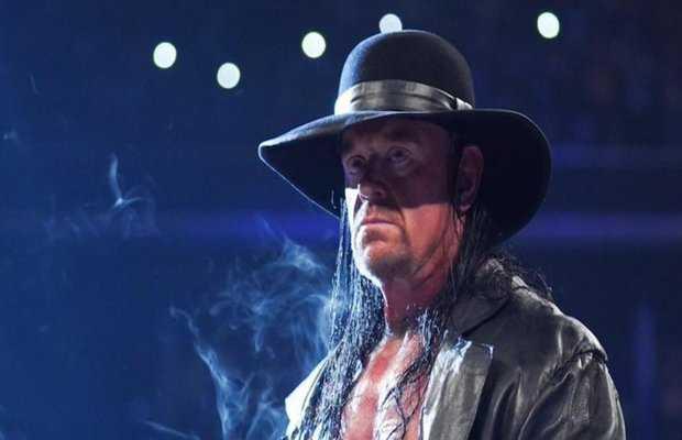 The Undertaker's last match