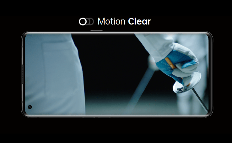 motion clear