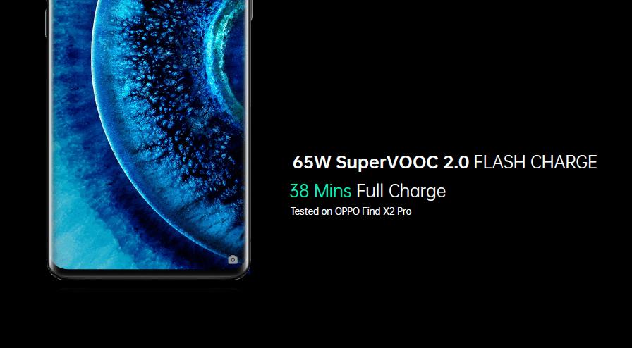 65 SuperVOOC 2.0