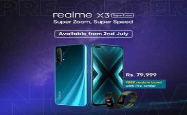 realme X3 features