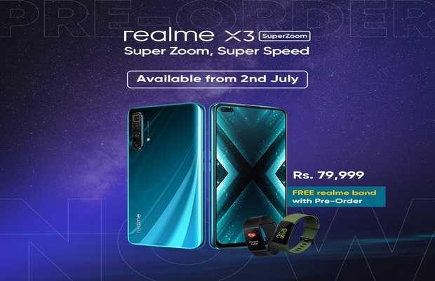 realme X3 features