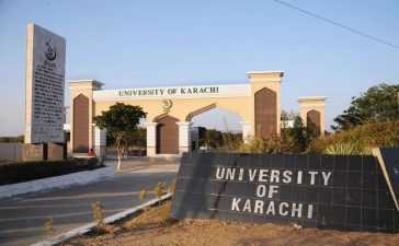 Karachi University online classes