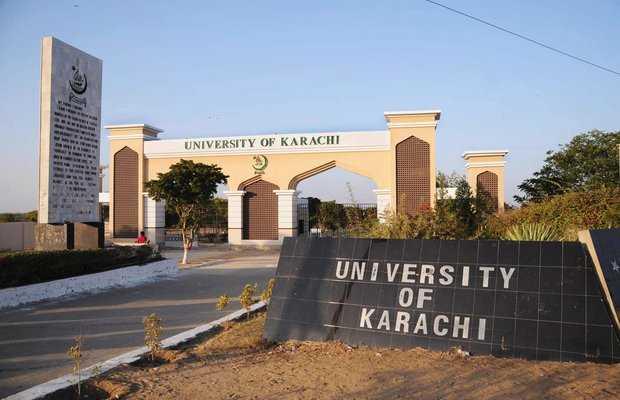 Karachi University online classes