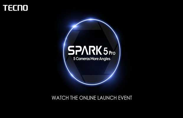 TECNO's Spark 5 Pro