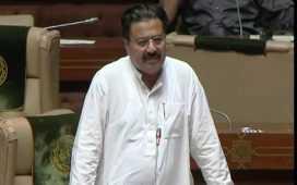 Sindh minister Ghulam Murtaza Baloch death
