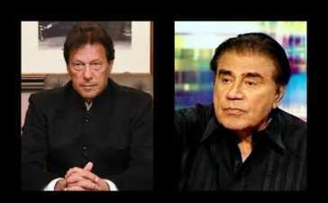 Imran Khan's condolences