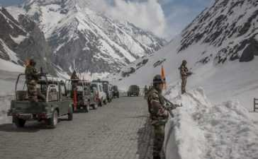 Two Indian soldiers killed