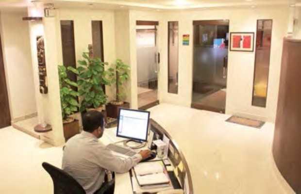 Hum TV Office in Karachi