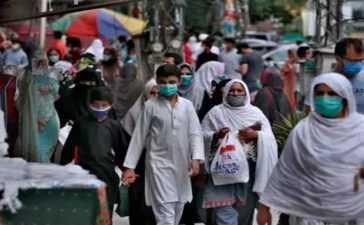 Pakistan's coronavirus cases