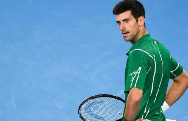 Novak Djokovic affected coronavirus