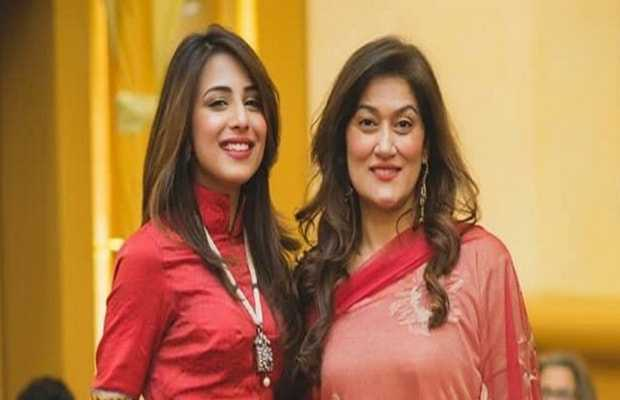 Ushna Shah's Wish for Sister