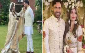 Haroon marriage