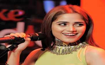 Aima Baig Comparison with Ariana Grande