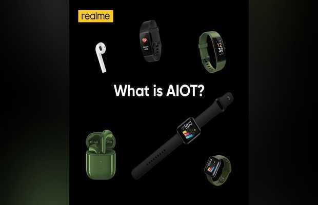 Realme's AIOT launch