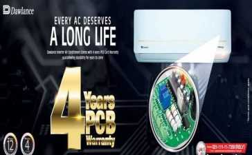 Dawlance Inverter Air conditioners