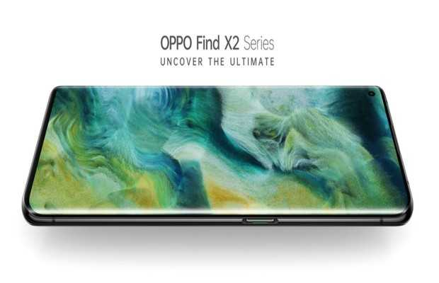 OPPO FIND X2 Pro series
