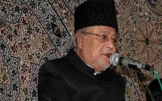 Allama Talib Johri death