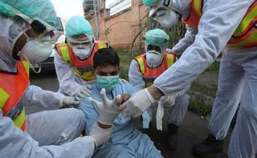 coronavirus cases tally in pakistan