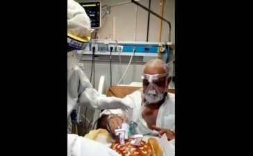 71-year-old coronavirus patient birthday