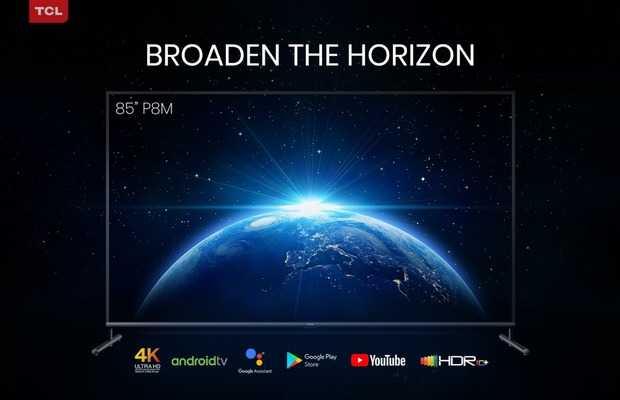 Pakistan's largest 4K LED TV