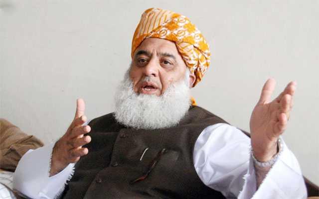 Maulana Fazlur Rehman mocks government