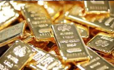 new gold price
