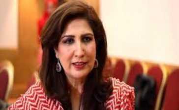Shehla Raza affected of coronavirus