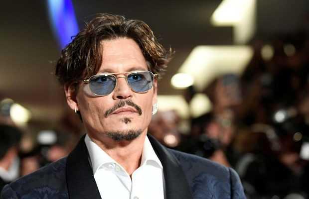 Johnny Depp Lends Voice