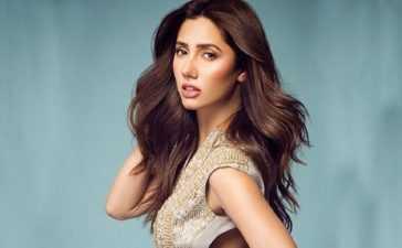 Mahira Khan in love