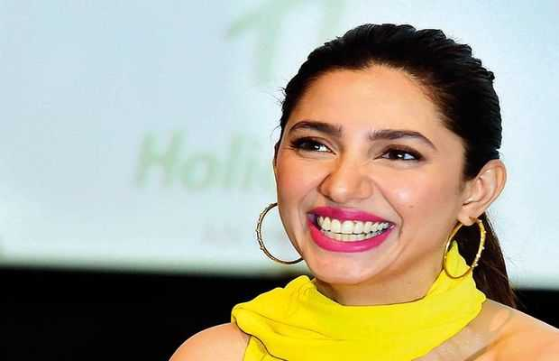 Mahira Khan's sweet reply
