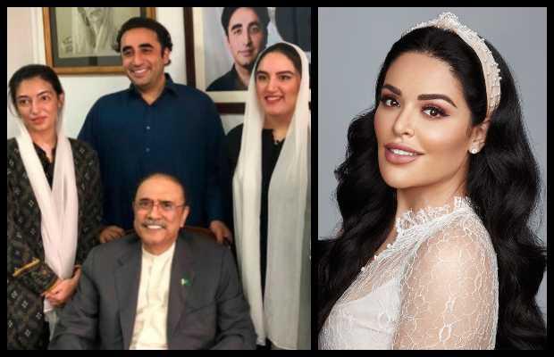 Huda Beauty Co Founder