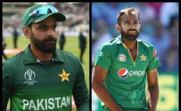 Pakistan's Seven Players I