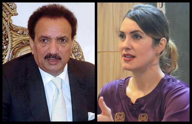 Rehman Malik's legal notice