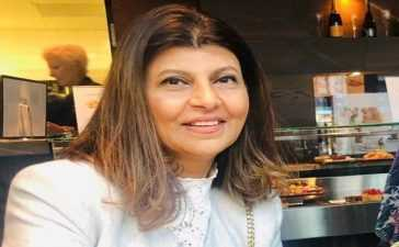 Rubina Ashraf's corona test