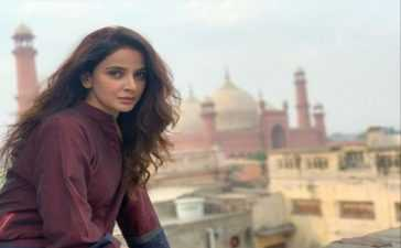 Saba Qamar's statement about feminism