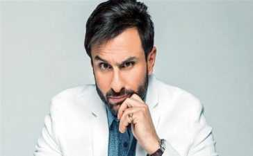 Saif Ali Khan hypocrite over reactions