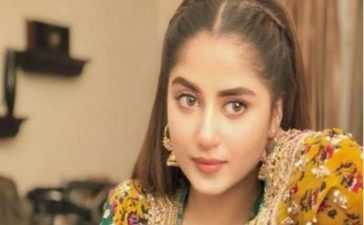 Sajal Aly requet to stay at home