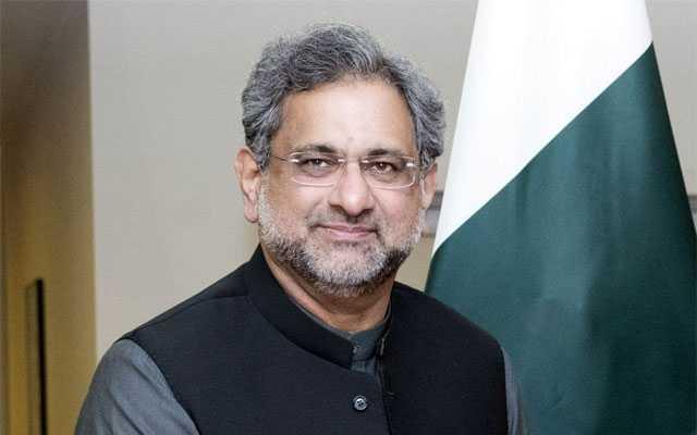 Shahid Khaqan Abbasi affected coronavirus