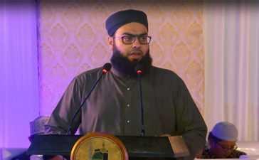 Mufti Naeem's son appointed chancellor of Jamia Binoria - OyeYeah