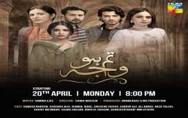 Tum Ho Wajah Episode-6 Review