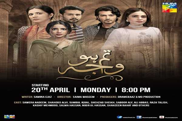 Tum Ho Wajah Episode-9 Review