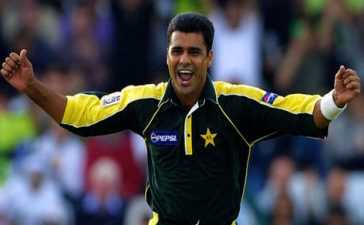 Waqar Younis Reigned Supreme