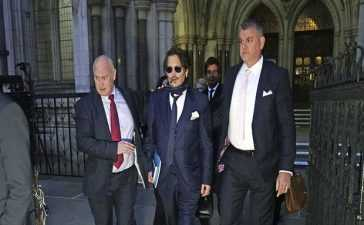Johnny Depp's libel trial