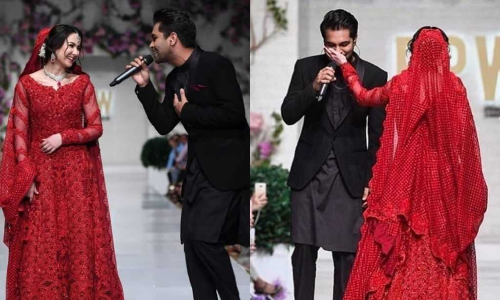 Hania Aamir and Asim Azhar-1