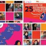 Celebrating Extraordinary Women, The Little Art shares stories of 25 Women for its 1st 25 under 25 Award!