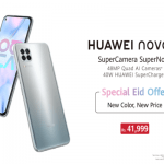 Huawei Brings a New Colour and a New Price for HUAWEI Nova 7i for Eid-ul-Azha